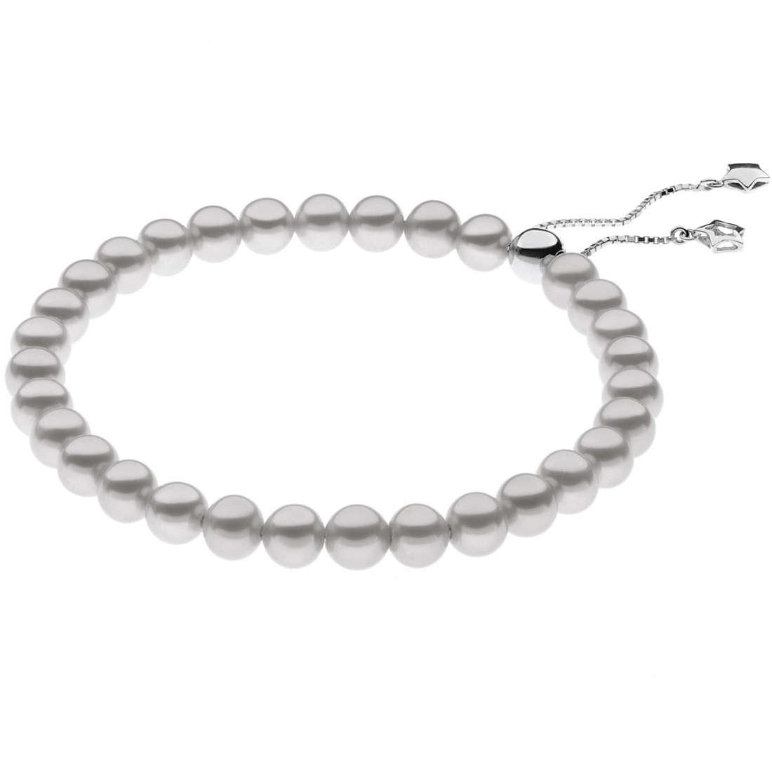 bracciale donna gioielli Comete Perla BRQ 168