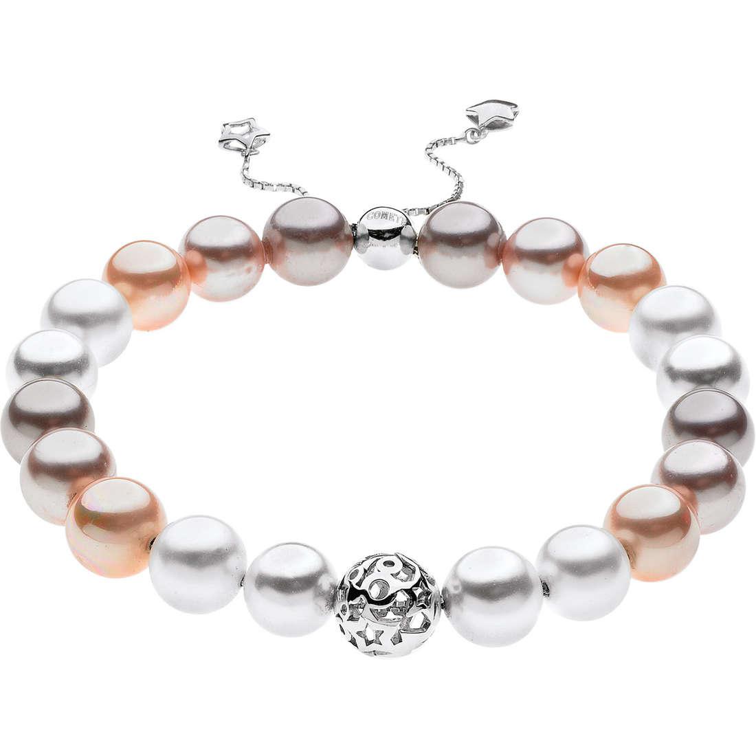 bracciale donna gioielli Comete Perla BRQ 172