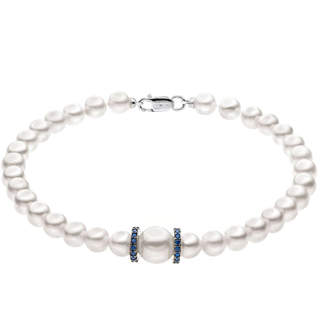 bracciale donna gioielli Comete Perla BRQ 177
