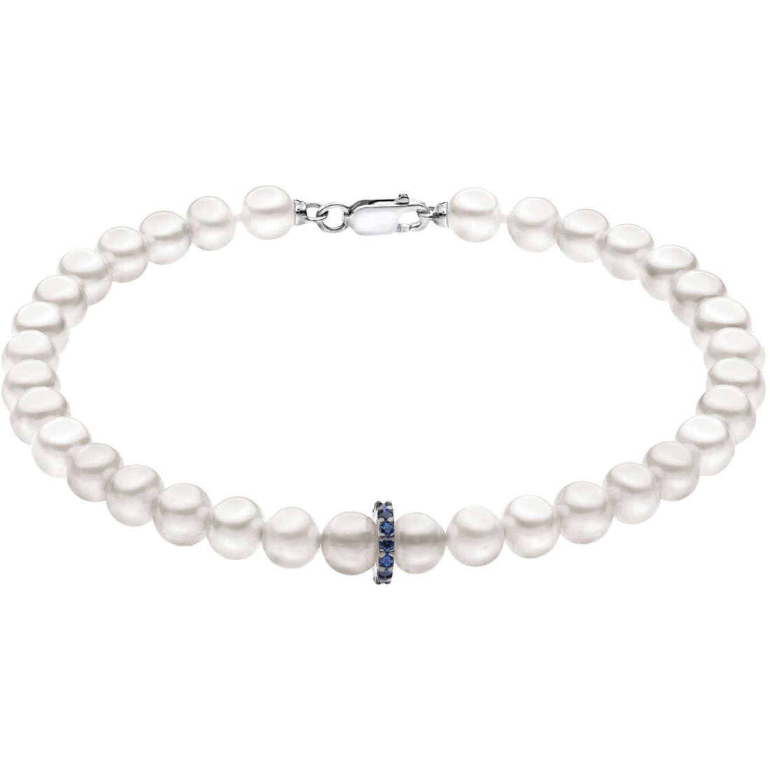 bracciale donna gioielli Comete Perla BRQ 179