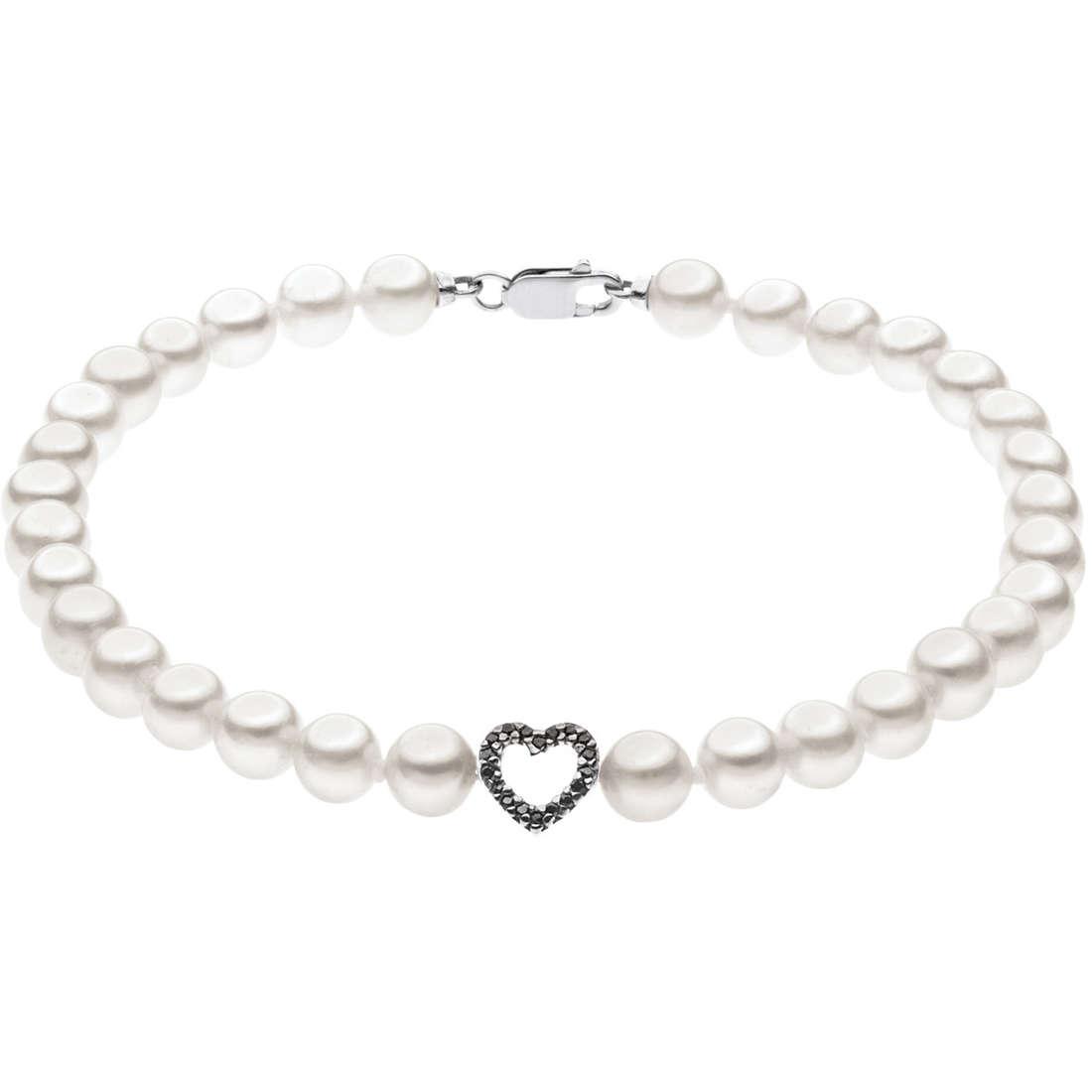 bracciale donna gioielli Comete Perla BRQ 181