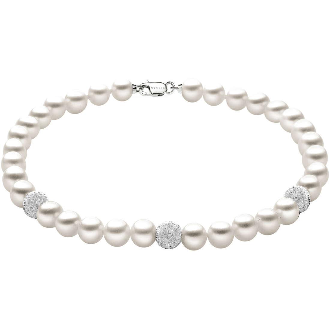bracciale donna gioielli Comete Perla BRQ 190 B