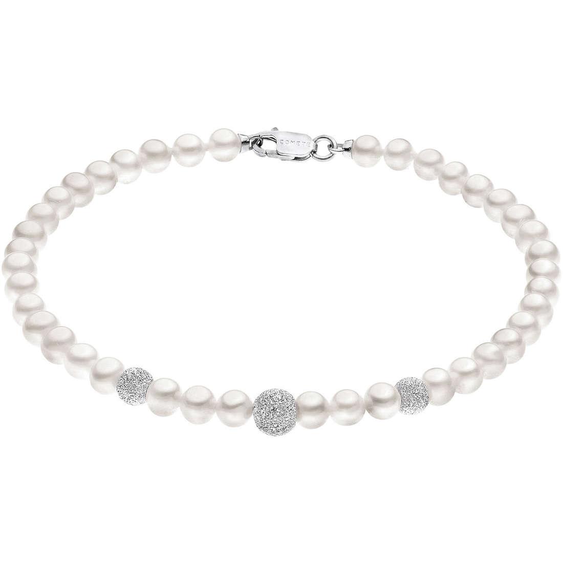 bracciale donna gioielli Comete Perla BRQ 195 B