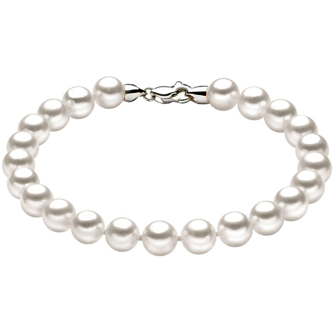 bracciale donna gioielli Comete Perla BSQ 102