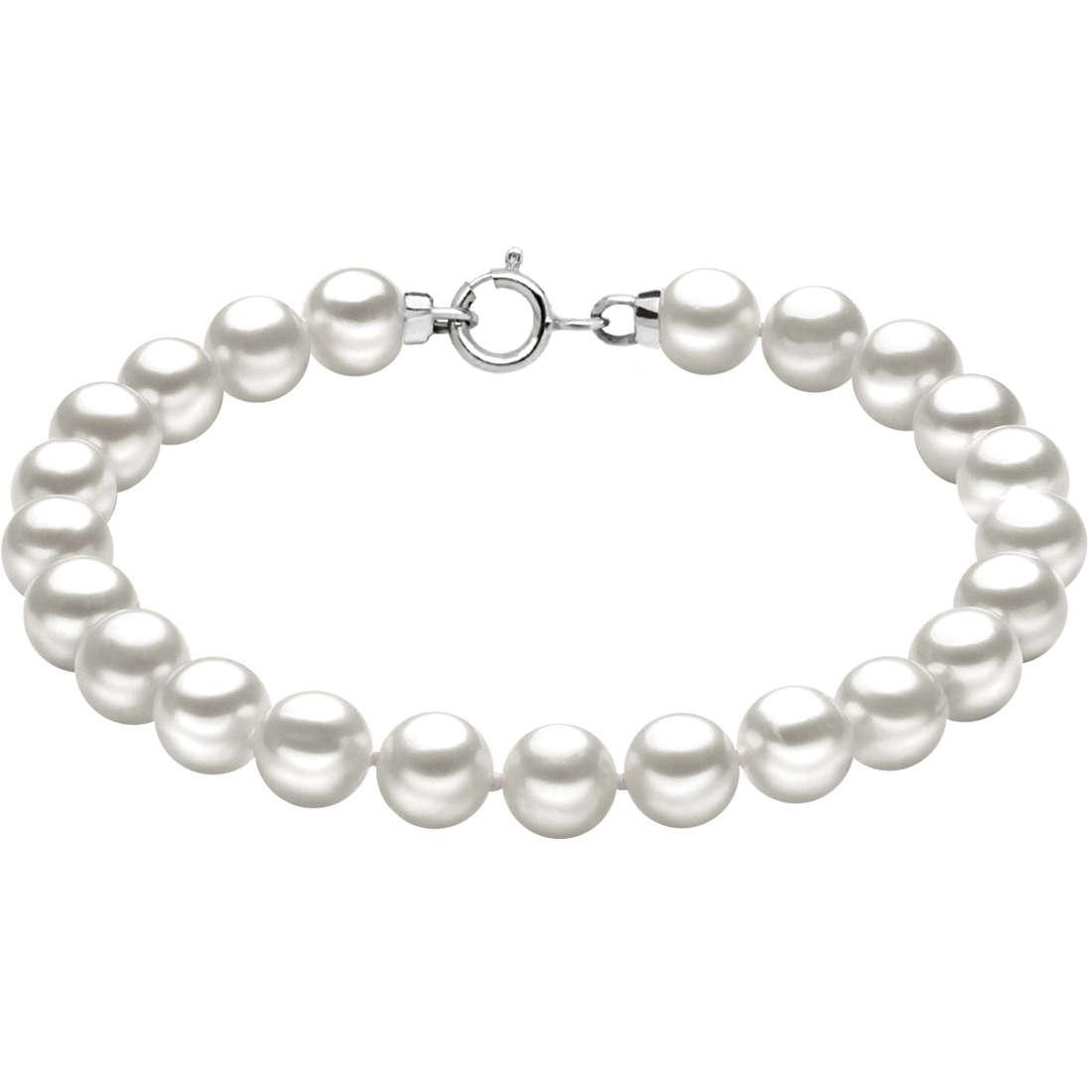 bracciale donna gioielli Comete Perle Easy Basic BRQ 114 AM21