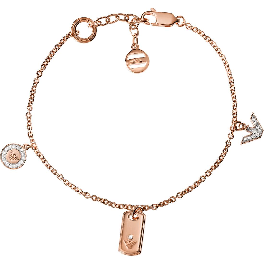 bracciale donna gioielli Emporio Armani EG3066221