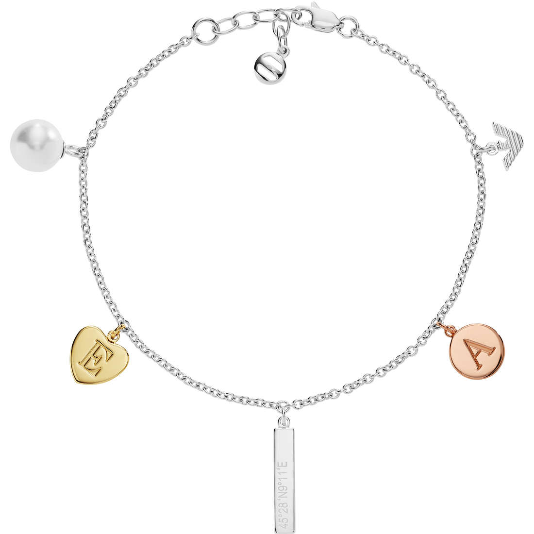 bracciale donna gioielli Emporio Armani EG3311040