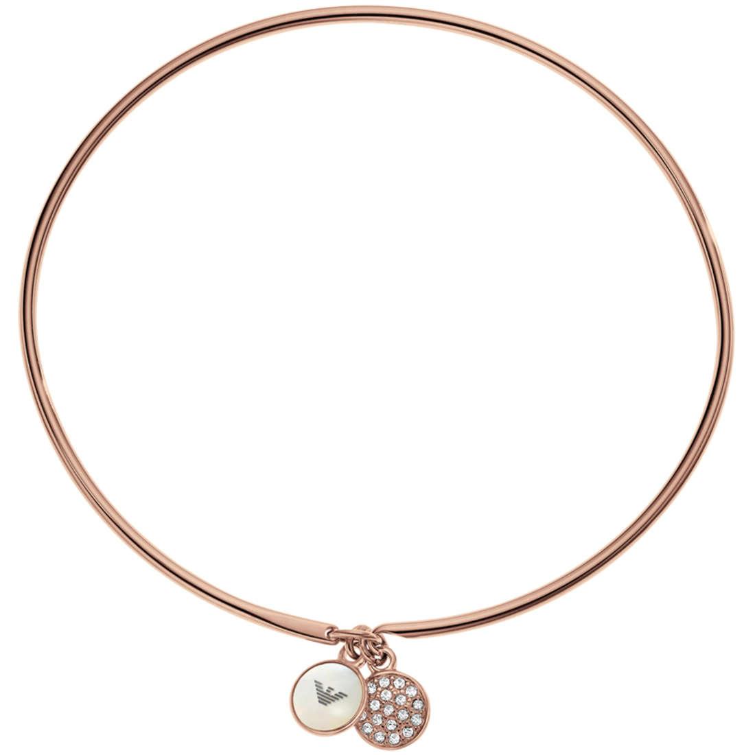 bracciale donna gioielli Emporio Armani Spring EGS2155221