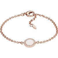bracciale donna gioielli Fossil Classics JF02662791