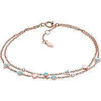 bracciale donna gioielli Fossil Fashion JF02642791