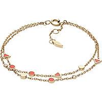 bracciale donna gioielli Fossil Fashion JF02893710