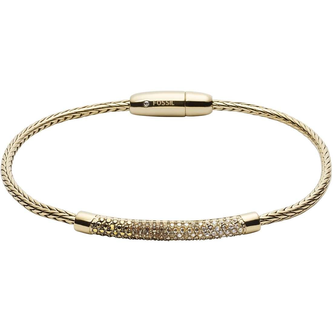bracciale donna gioielli Fossil Holiday 15 JA6765710