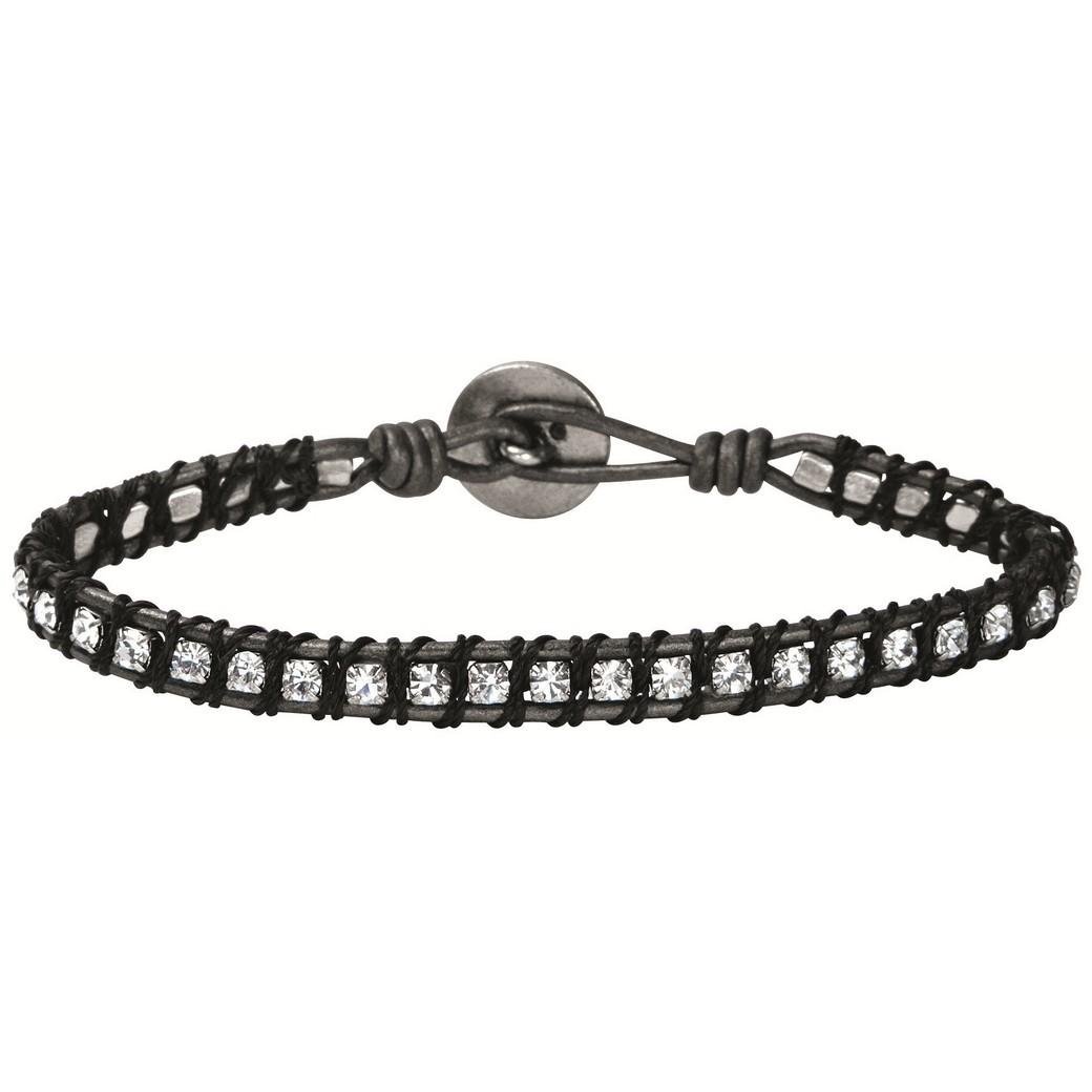 bracciale donna gioielli Fossil JA3665040