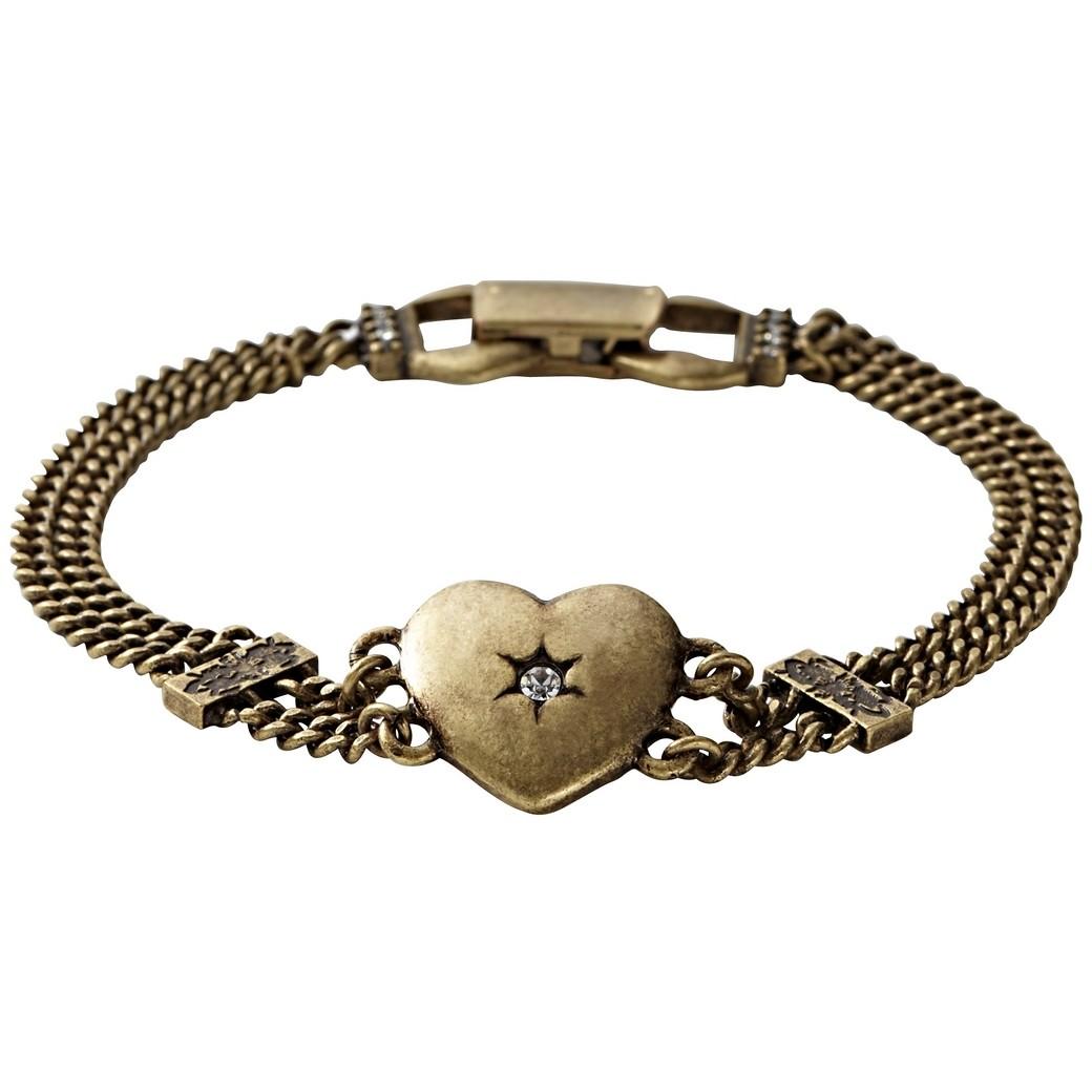 bracciale donna gioielli Fossil JA5022716