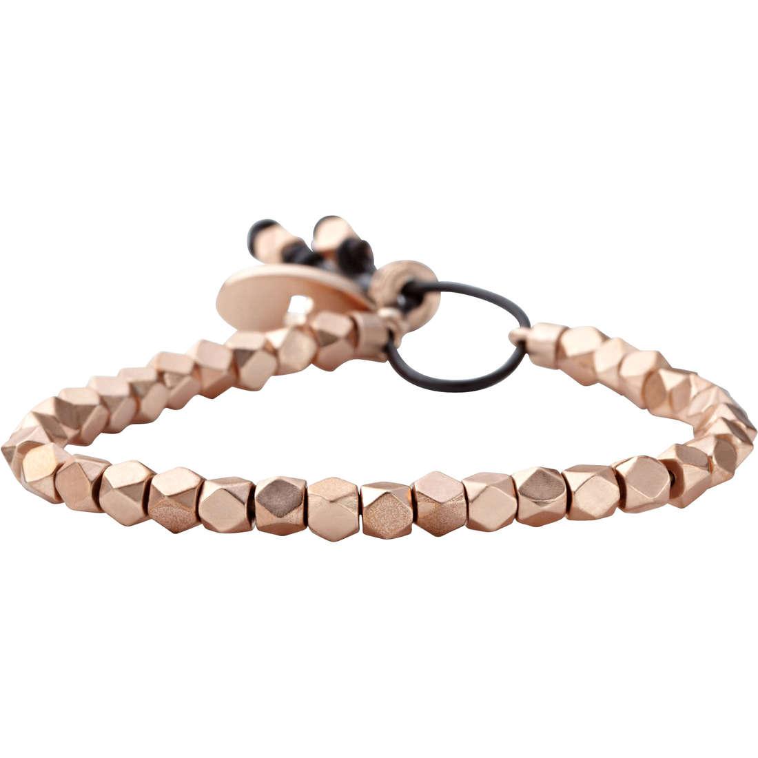 bracciale donna gioielli Fossil JA5496791