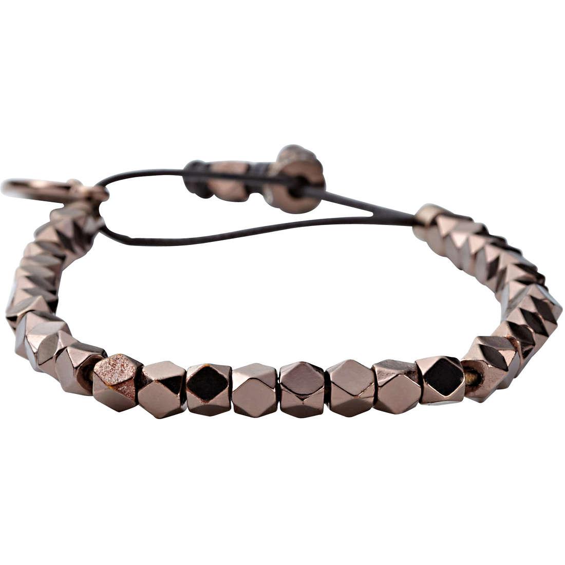 bracciale donna gioielli Fossil JA5497200