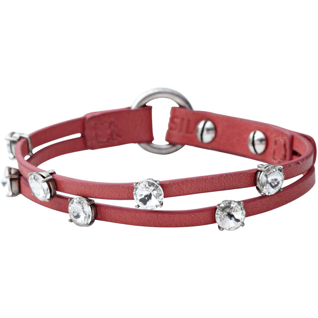 bracciale donna gioielli Fossil JA5550797