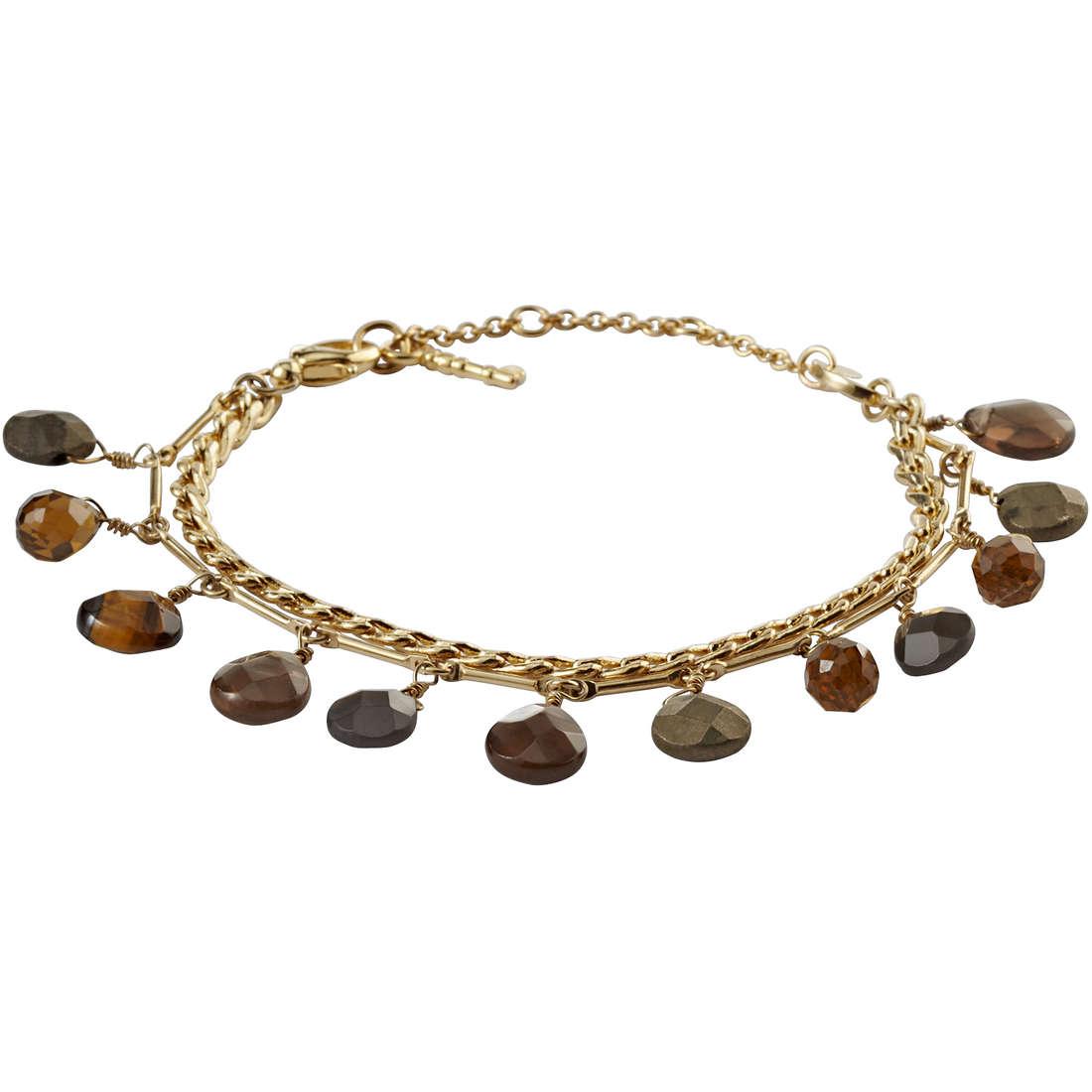 bracciale donna gioielli Fossil JA5690710