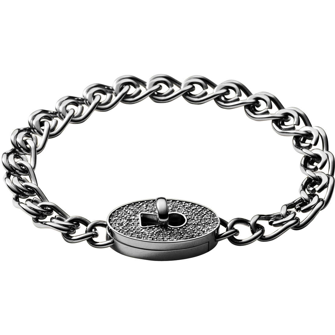 bracciale donna gioielli Fossil JA5787040