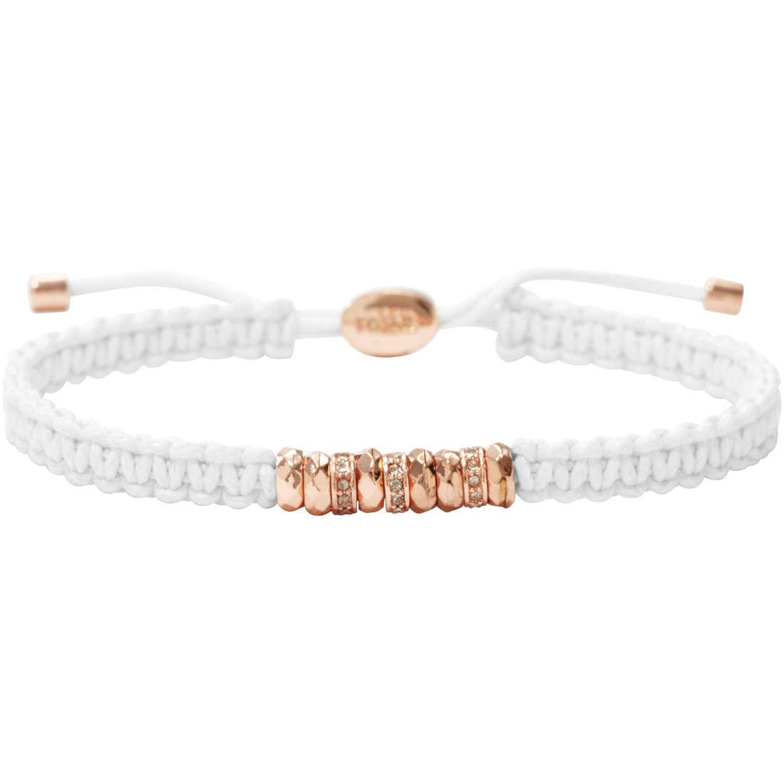 bracciale donna gioielli Fossil JA5985791