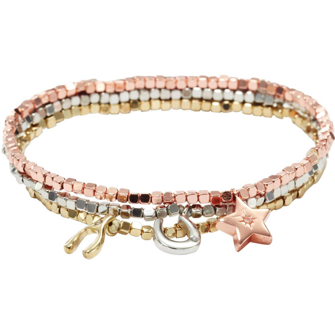 bracciale donna gioielli Fossil JA6004998