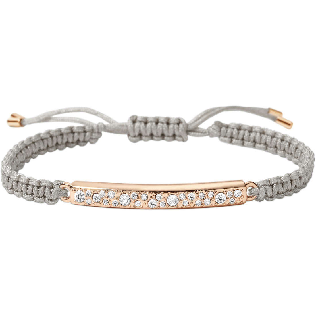 bracciale donna gioielli Fossil JA6297791