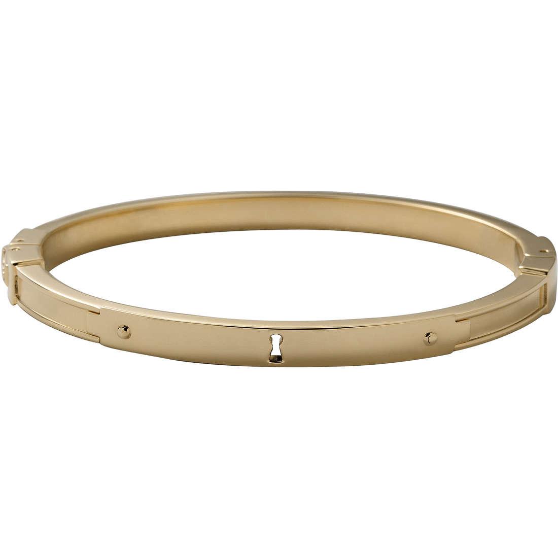 bracciale donna gioielli Fossil JF00092710
