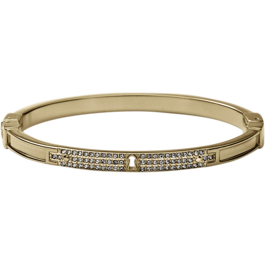 bracciale donna gioielli Fossil JF00196710