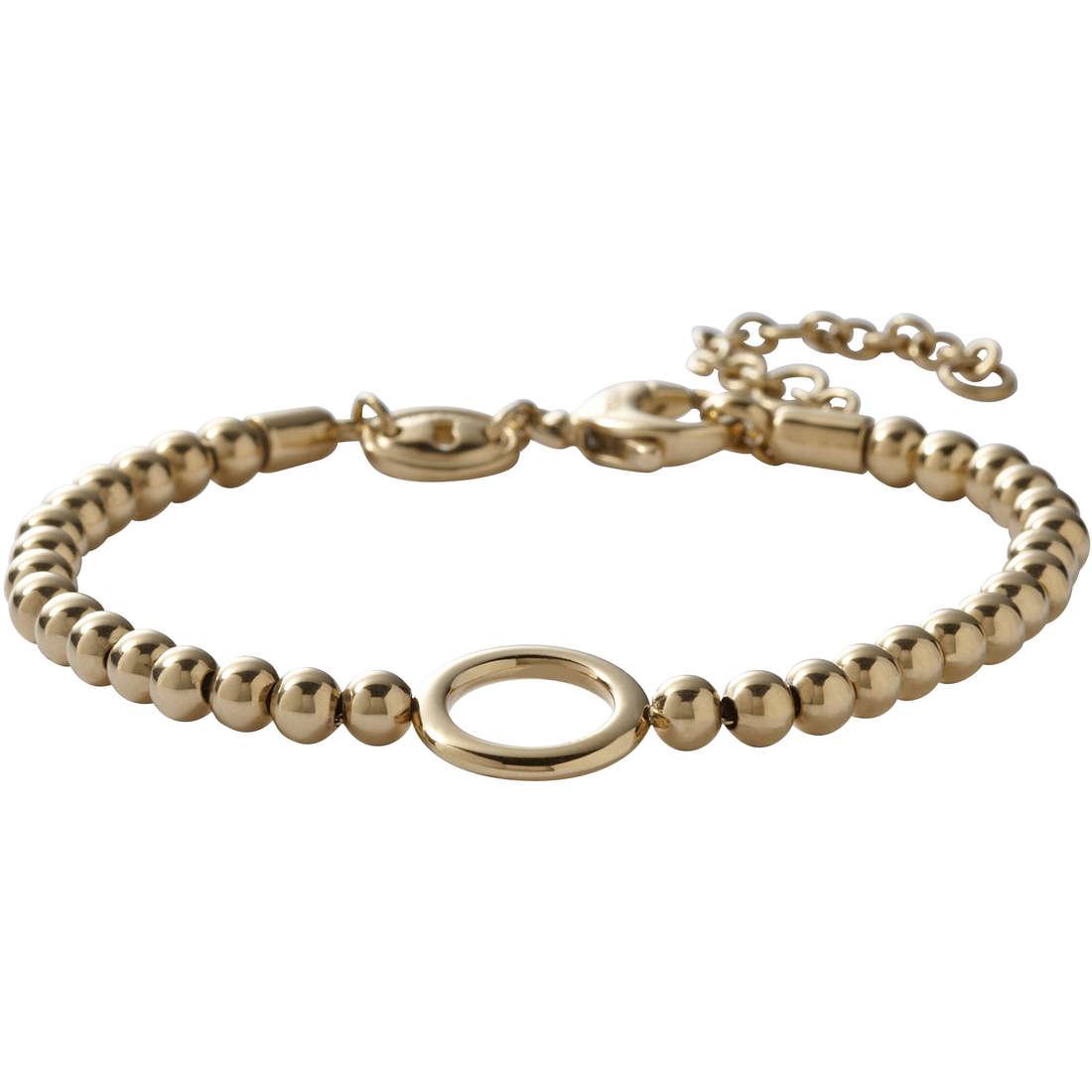 bracciale donna gioielli Fossil JF00280710