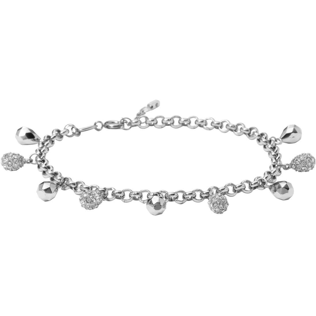 bracciale donna gioielli Fossil JF00448040