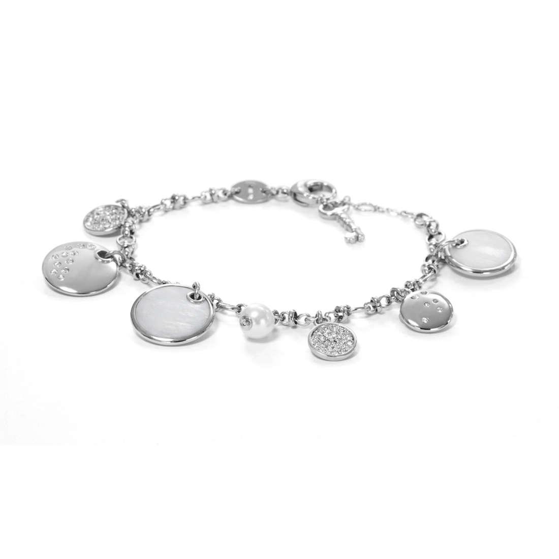 bracciale donna gioielli Fossil JF00553040