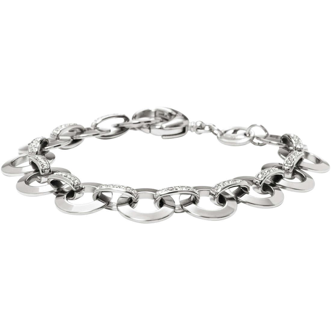 bracciale donna gioielli Fossil JF00691040