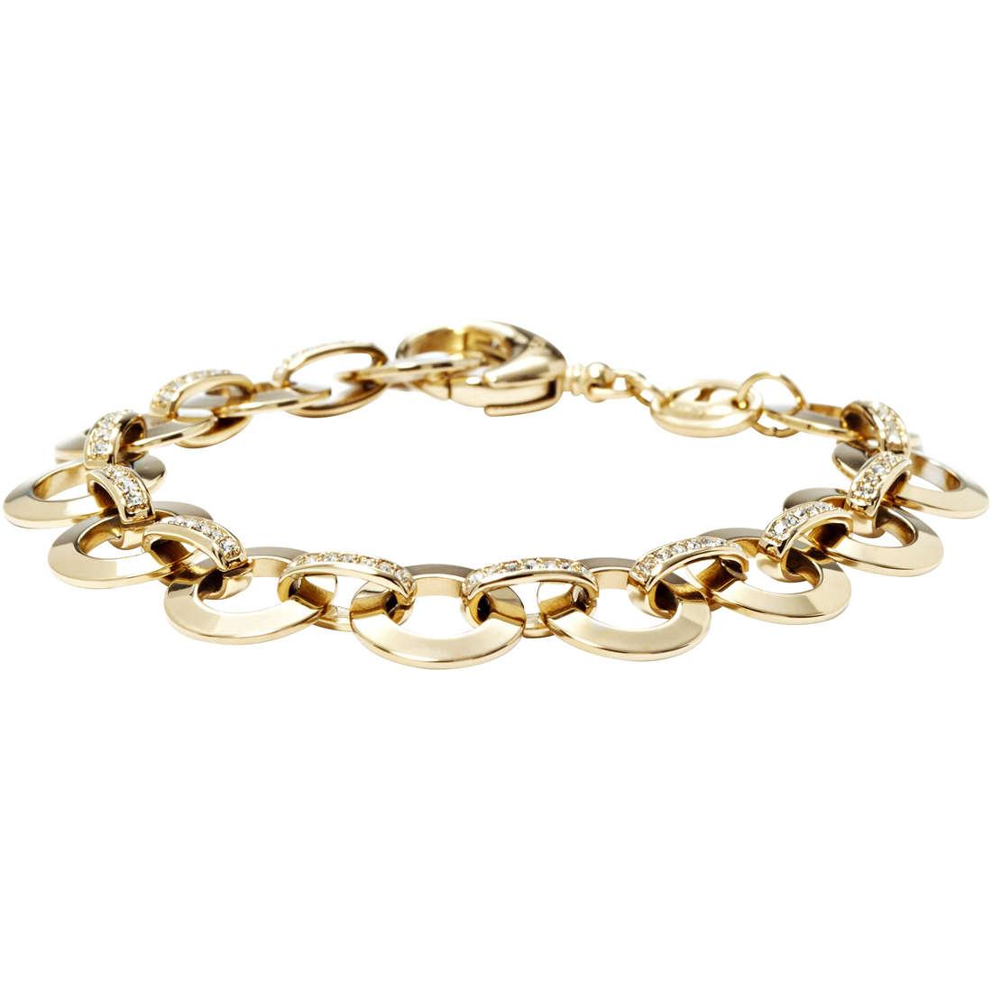 bracciale donna gioielli Fossil JF00692710