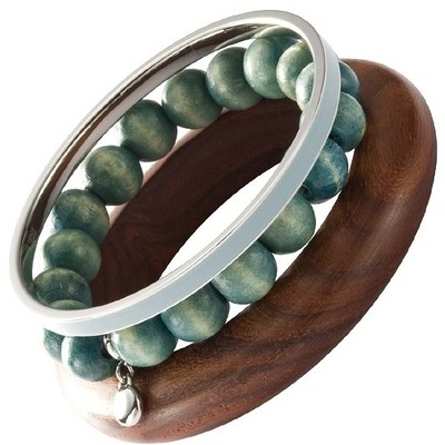 bracciale donna gioielli Fossil JF86107040