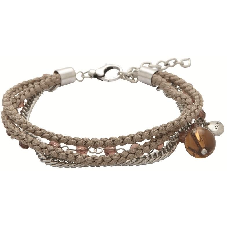 bracciale donna gioielli Fossil JF86964040