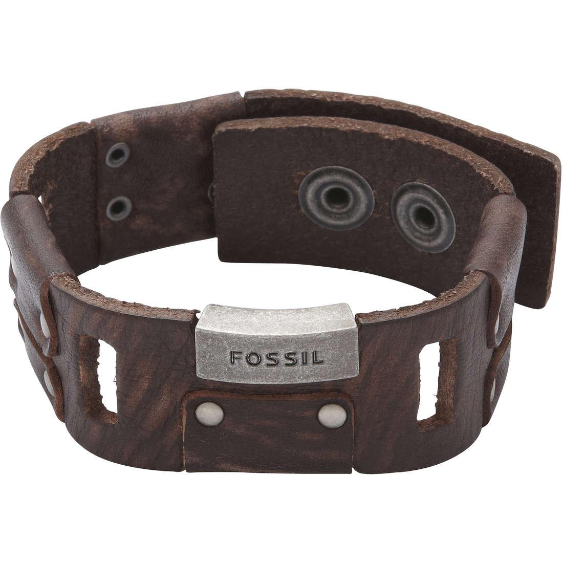bracciale donna gioielli Fossil JF86972040