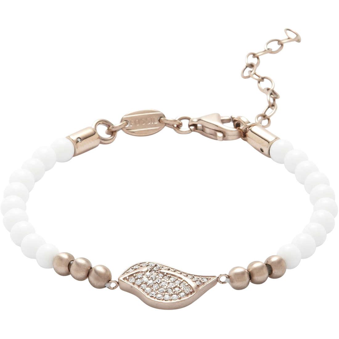 bracciale donna gioielli Fossil JF87997040