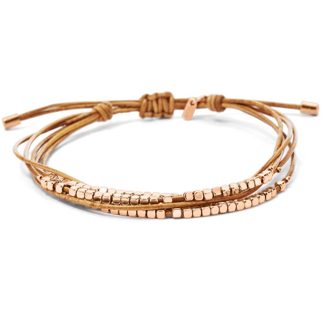 bracciale donna gioielli Fossil Spring 14 JA6422791