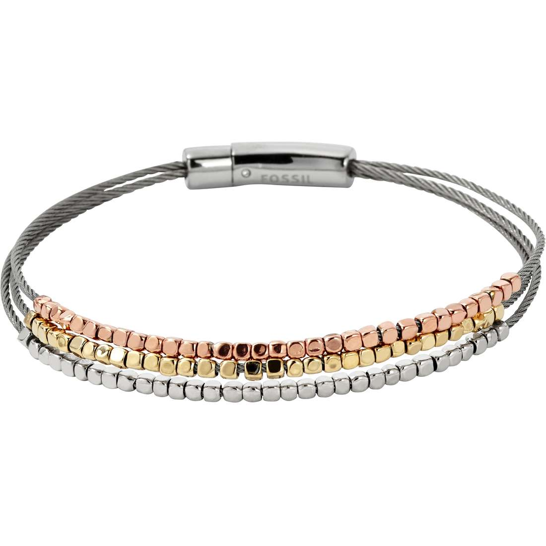 bracciale donna gioielli Fossil Spring 15 JA6688998