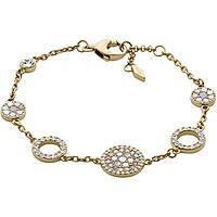bracciale donna gioielli Fossil Vintage Glitz JF02602710