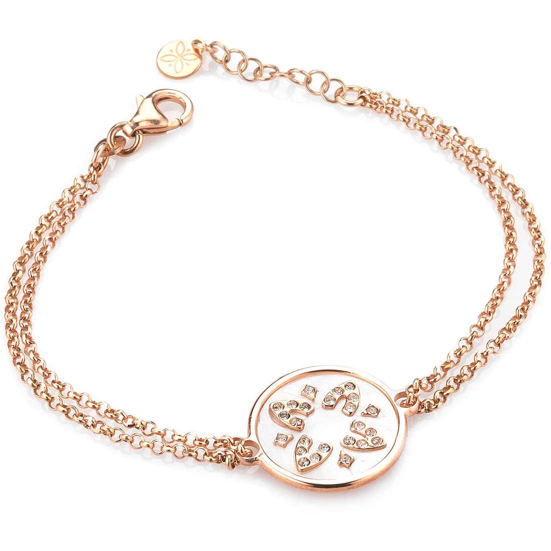 bracciale donna gioielli Gerba Silver Woman B794