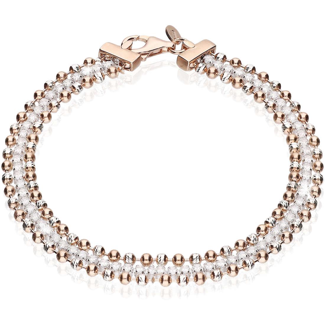 bracciale donna gioielli GioiaPura GPSRSBR1761-E