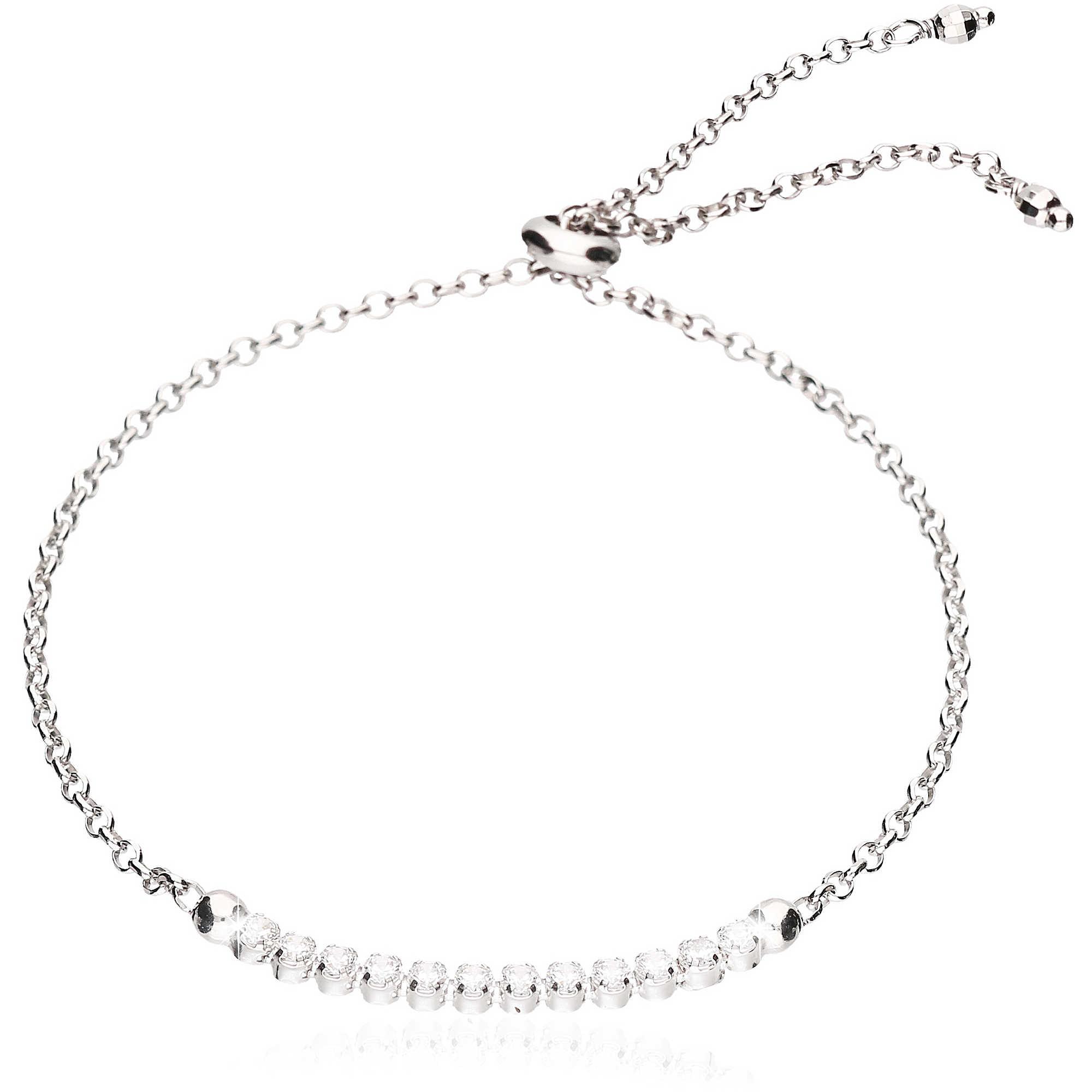 nuovo concetto d9034 47159 bracciale donna gioielli GioiaPura GPSRSBR1797