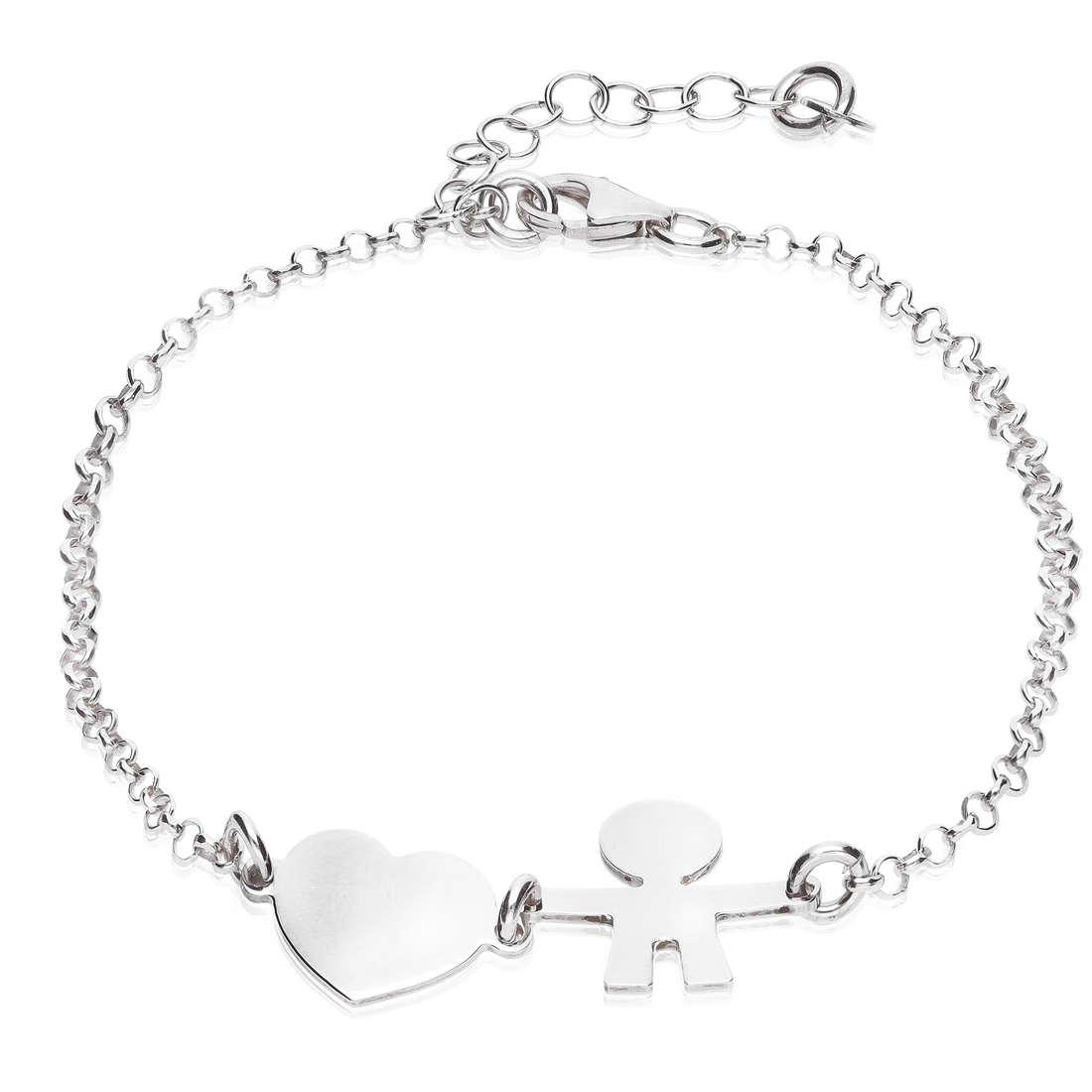 bracciale donna gioielli GioiaPura WBM02271SU