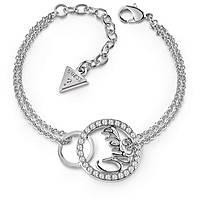bracciale donna gioielli Guess Authentics UBB85143-S