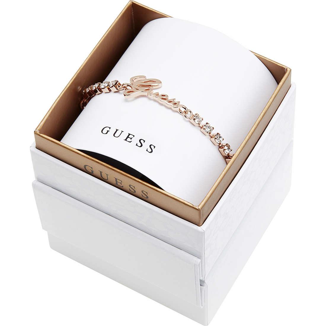 bracciale donna gioielli Guess Boxset UBS21503-S