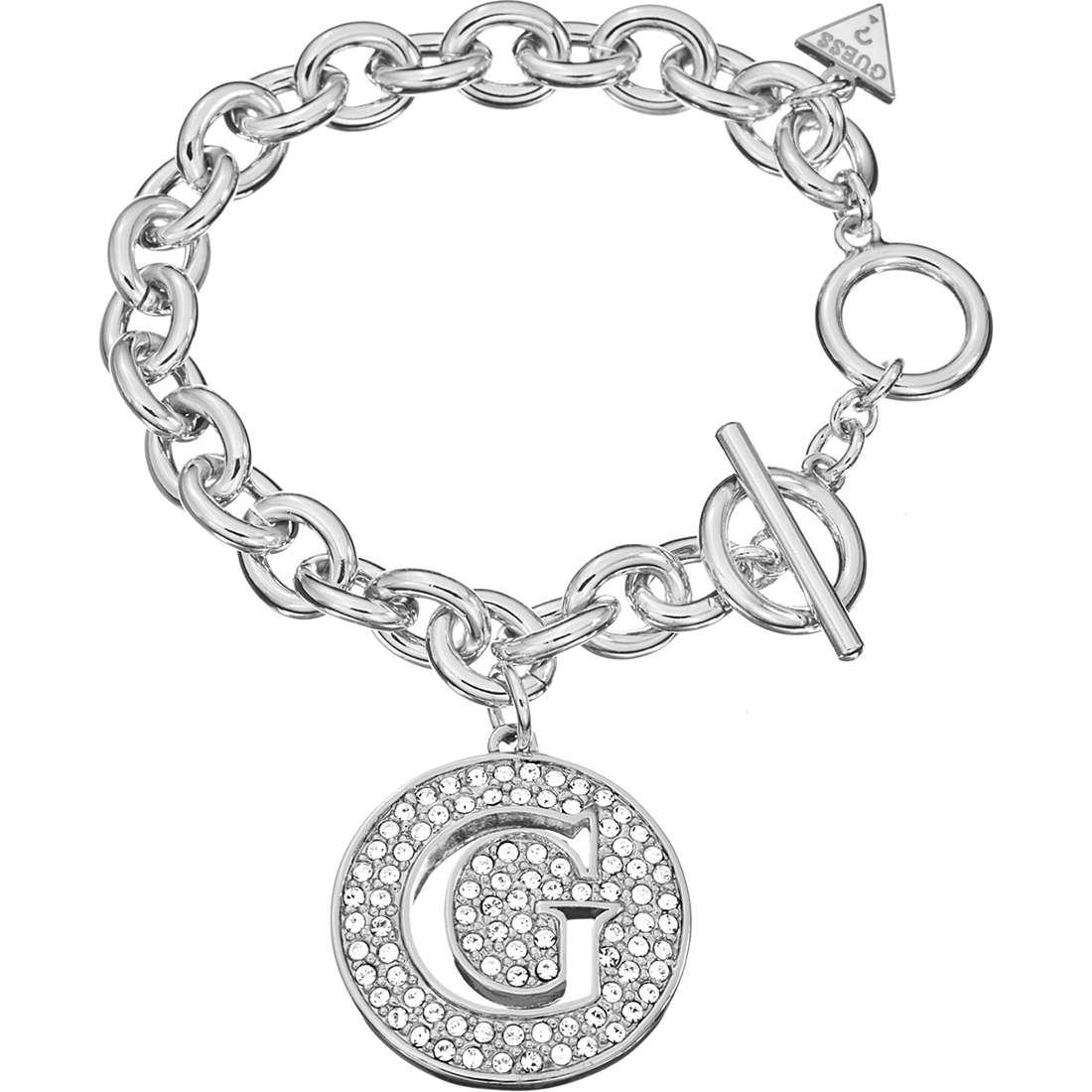 bracciale donna gioielli Guess G Girl UBB51422