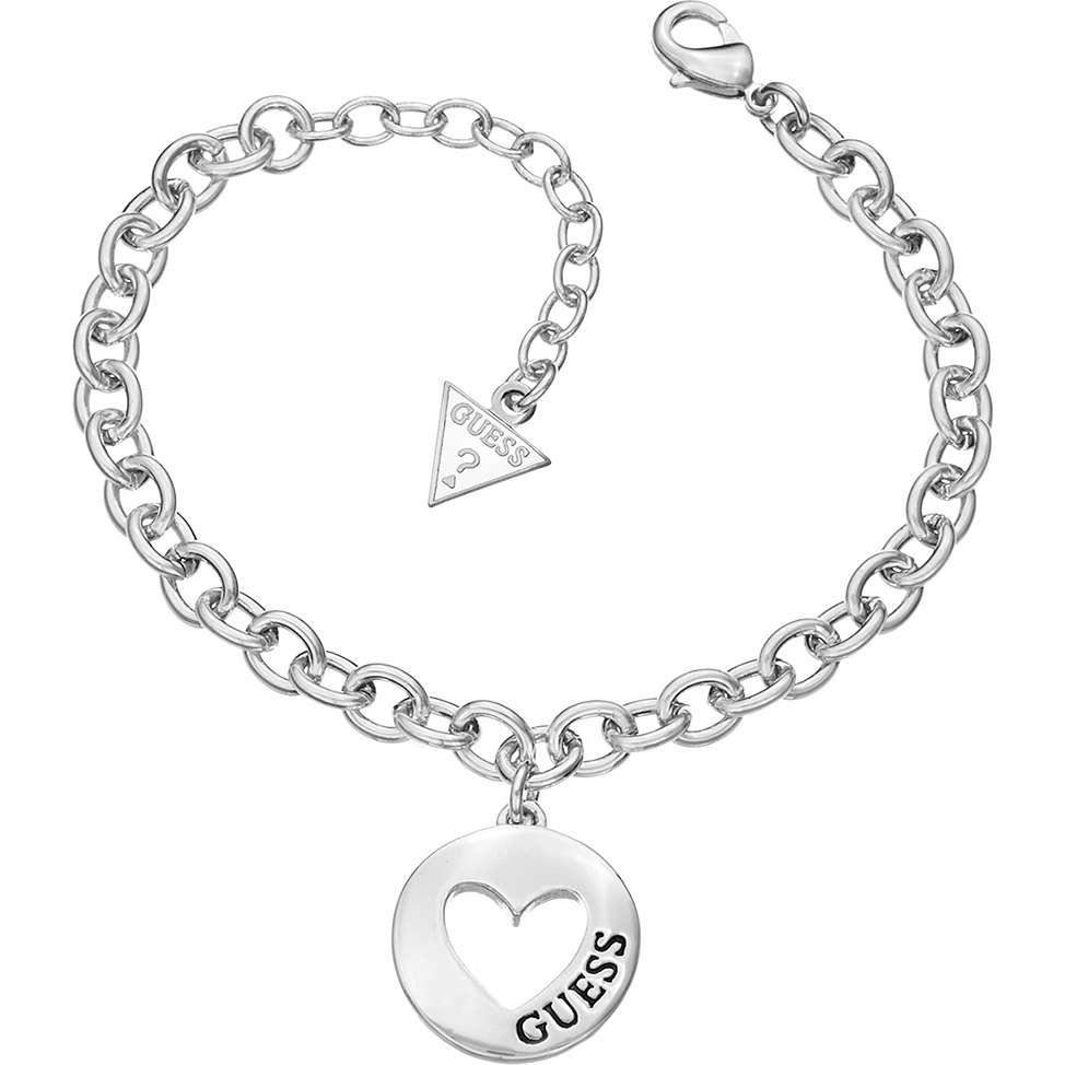 miglior servizio dd7c4 56dd9 bracciale donna gioielli Guess G Girl UBB51434