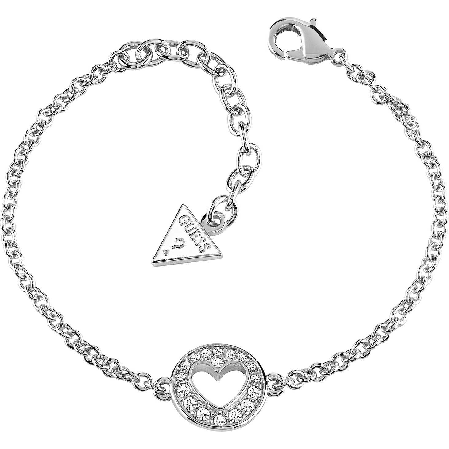 a basso prezzo 21768 a29d5 bracciale donna gioielli Guess G Girl UBB51495