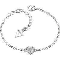 bracciale donna gioielli Guess Heartshelter UBB71518-S